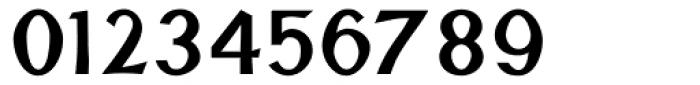 Padraig Nua Bold Font OTHER CHARS