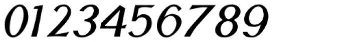Padraig Nua Italic Font OTHER CHARS