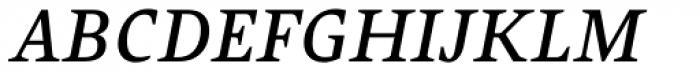 Pagewalker Italic Font UPPERCASE