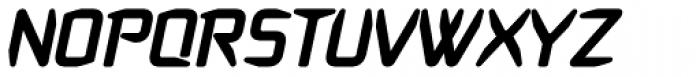 Pagoda Bold Italic Font UPPERCASE