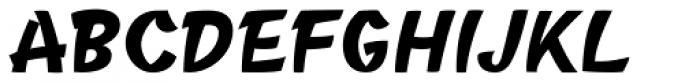 Pagoda International Font UPPERCASE