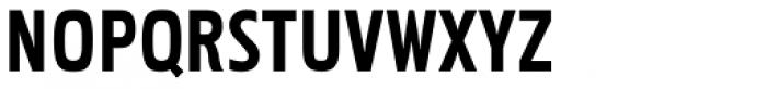 Pakenham Cond Bold Font UPPERCASE