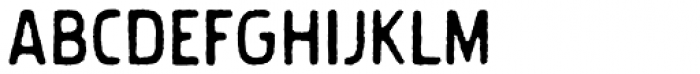 Pakenham Gaunt Font UPPERCASE