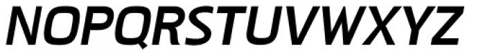 Pakenham Xp Bold Italic Font UPPERCASE