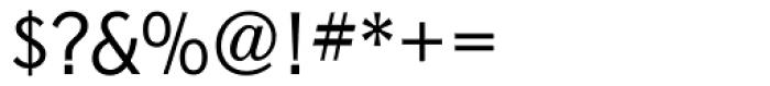 Paladium Gothic Font OTHER CHARS