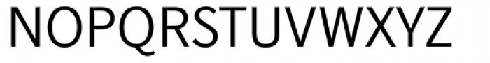 Paladium Gothic Font UPPERCASE
