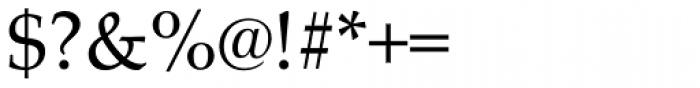 Palatino Linotype Font OTHER CHARS