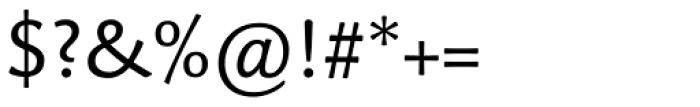 Palatino Sans Arabic Std Regular Font OTHER CHARS