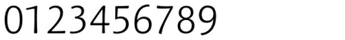 Palatino Sans Light Font OTHER CHARS