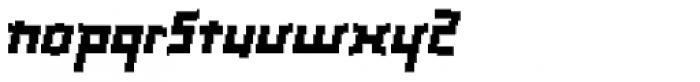 Palindrome Italic Font LOWERCASE