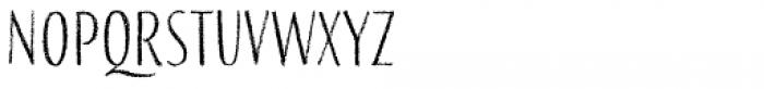 Palomino Sans One Font LOWERCASE