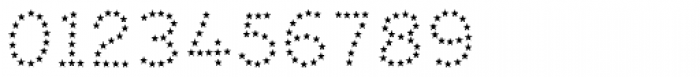 Paltime Star Font OTHER CHARS
