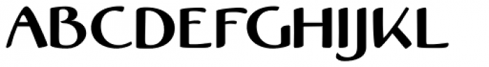 Pamplemousse Bold Font UPPERCASE