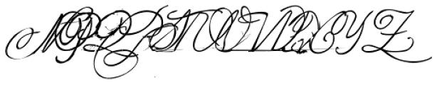 Panamericana Dos Font UPPERCASE