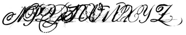 Panamericana Tres Font UPPERCASE