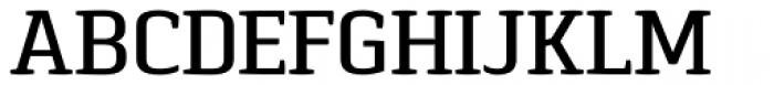 Pancetta Serif Pro Medium Font UPPERCASE