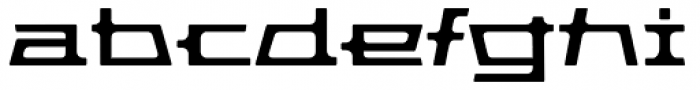 Pandorum Light Font LOWERCASE