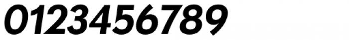 Paneuropa Retro Bold Italic Font OTHER CHARS