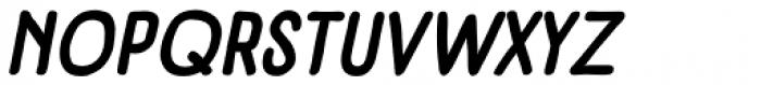 Panforte Pro Bold Italic Font UPPERCASE