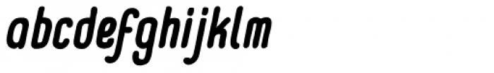 Panforte Pro Bold Italic Font LOWERCASE