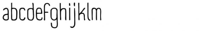 Panforte Pro Light Font LOWERCASE