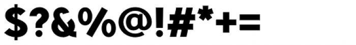 Pani Sans Black Font OTHER CHARS