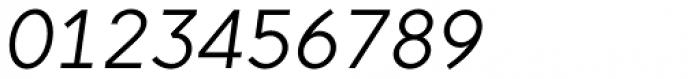 Pani Sans Regular Italic Font OTHER CHARS