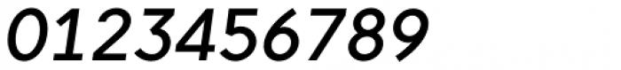 Pani Sans Semi Bold Italic Font OTHER CHARS