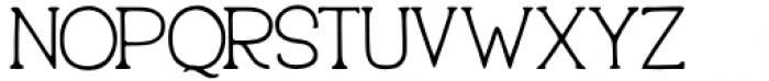 Pantaleone Regular Font UPPERCASE