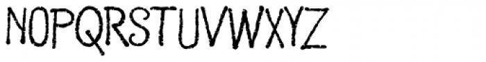 Pantano Pro Font UPPERCASE