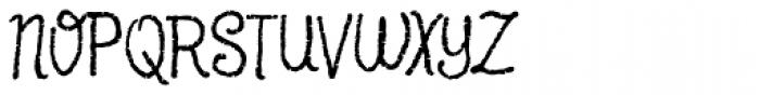 Pantano Pro Font LOWERCASE