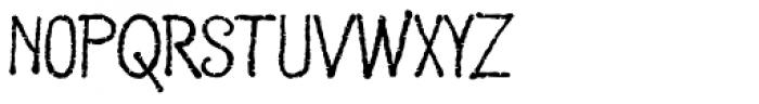 Pantano Font UPPERCASE