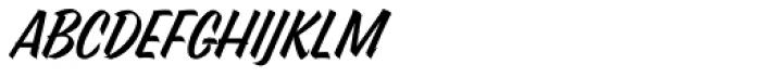 Pantera Caps Font LOWERCASE