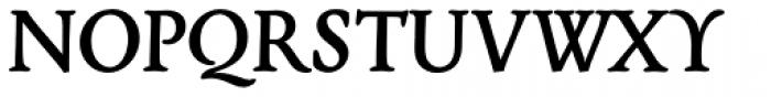 Panther EF Bold Font UPPERCASE
