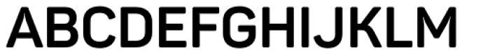 Panton Bold Font UPPERCASE