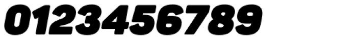 Panton Heavy Italic Font OTHER CHARS