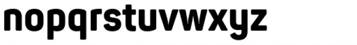 Panton Narrow Extra Bold Font LOWERCASE