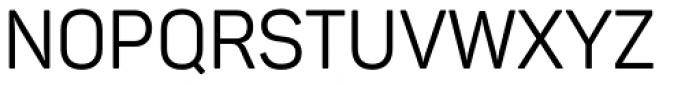 Panton Narrow Regular Font UPPERCASE