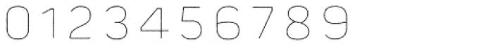 Panton Rust Black Line Font OTHER CHARS