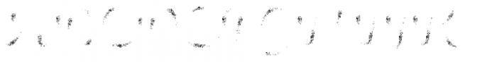 Panton Rust Script Semi Bold Grunge Fill Font UPPERCASE