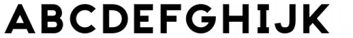 Pantra Bold Font UPPERCASE