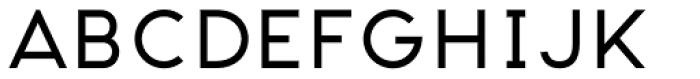 Pantra Regular Font UPPERCASE