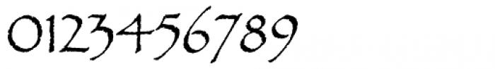 Papyrus Std Regular Font OTHER CHARS