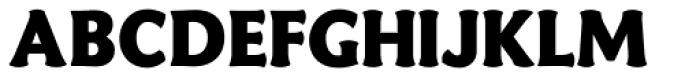 Paradigm ExtraBold Font UPPERCASE