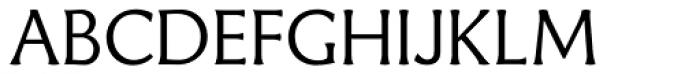 Paradigm Light Font UPPERCASE
