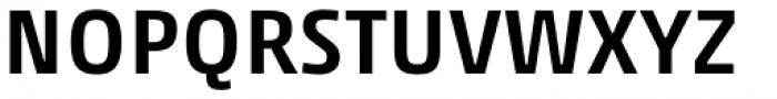 Paradroid Medium Font UPPERCASE