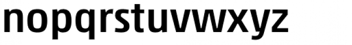 Paradroid Medium Font LOWERCASE