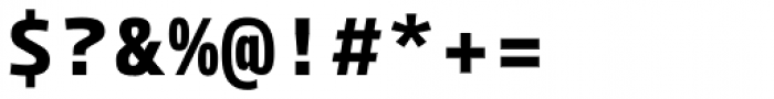 Paradroid Mono Bold Font OTHER CHARS