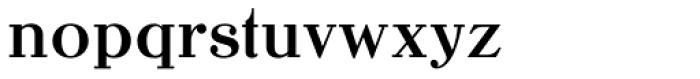 Parcival Antiqua Regular Font LOWERCASE