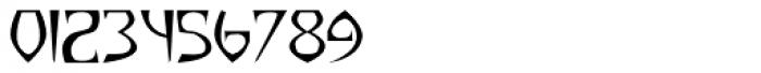 Parika Font OTHER CHARS